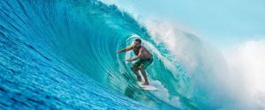 Surfboat Maldives Barrel Secret Spot