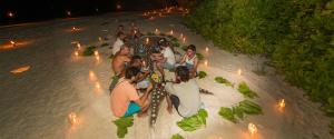 Maldives Surfboat Blue Shark I BBQ